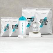 Gain Essentials Bundle - Unflavoured 250g - Cookies and Cream 1kg - Unflavoured 250g