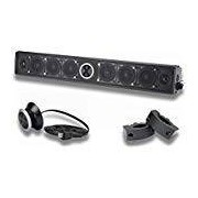 PowerBass XL-800 Marine Certified Amplified Power Sports Bluetooth Soundbar (XL-800 with Clamps and Remote)