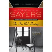 The Five Red Herrings: A Lord Peter Wimsey Mystery, Paperback