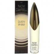 Naomi Campbell Queen of Gold eau de toilette para mujer 50 ml