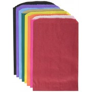 Colorful Paper Bags 6x9 Assorted Color