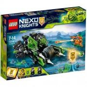 Set de constructie LEGO Nexo Knights Twinfector