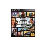 GTA - Grand Theft Auto V - PS3