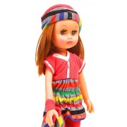 RD Grand Barbie Birthday Wishes Gifts Doll, Multi Color