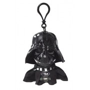Star Wars Darth Vader Talking Soft Toy, Multi Color (4-inch)