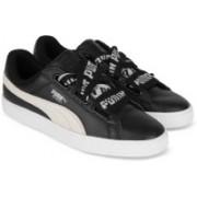 Puma Basket Heart DE Wn s Sneakers For Women(Black, White)