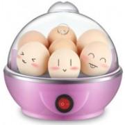 Tuelip Electric Boiler Steamer Poacher (White/Multi) Egg Cooker(7 Eggs)
