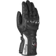 Furygan Blazer Guantes de la motocicleta Negro/Blanco XL