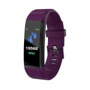 Smart Watch Bluetooth cardiofrequenzimetro LKM Security Viola LKM-OSG115PR