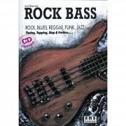 AMA Verlag Rock Bass Jäcki Reznicek,inkl. CD