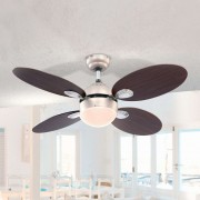 Wade ceiling fan with pull switch