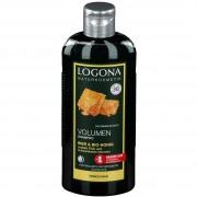 LOGOCOS NATURKOSM.AG Logona Naturkosmetik Volumen Shampoo Bier & Bio-Honig