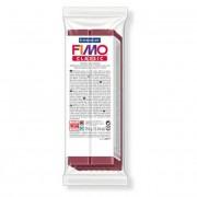 Gyurma, 350 g, égethető, FIMO Professional, bordó