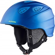 Casca Alpina Grap 2.0 blue/neon yellow matt