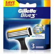 Gillette Blue3 Резервни остриета 3 бр.