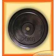Rubber plate 20kg (20 kg)