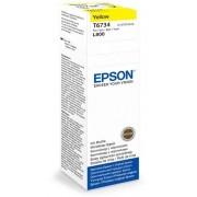 Cartus cerneala Epson T6734, 70 ml (Galben)