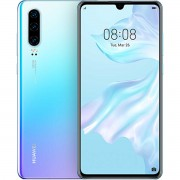 Huawei P30 4G 128GB 6GB RAM Dual-SIM breathing crystal/blue