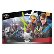 Set Figurine Disney Infinity 3.0 Twilight of the Republic Play Set