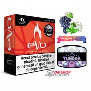 Purple Tundra EVO 3 x 10ml - 0mg