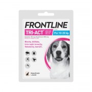 Frontline Tri-Act psi 10-20 kg spot-on 1 pipeta