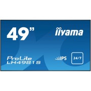 Iiyama ProLite LH4981S-B1 - Full HD IPS Monitor