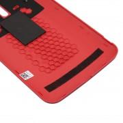 iPiècesAcheter pour Asus Zenfone 2 Laser / ZE601KL Couverture de batterie arrière texturée originale (rouge)