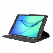 MW Book Case met Roterende Stand Zwart voor Samsung Galaxy Tab S2 8.0