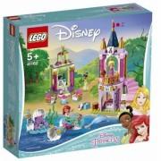 Festivitatile regale ale lui Ariel, Aurora si Tiana 41162 LEGO Disney Princess