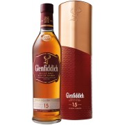 Glenfiddich 15 Ani Solera Liquid Copper Tin 0.7L