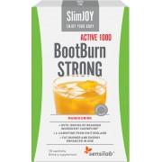 Sensilab SlimJOY BootBurn STRONG Active 1000 Nápoj na hubnutí, který spaluje tuky S 1000 mg l-karnitinu Mango příchuť 15 sáčků na 15 dní