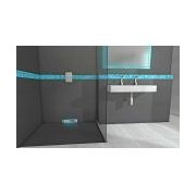 Sifon Design Kessel 48003.12, GrundkOrper Scada LED rot+Abdeckung ED