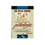 50 de carti fundamentale de psihologie