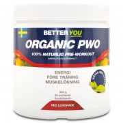 Better You Organic PWO Red Lemonade 300 g