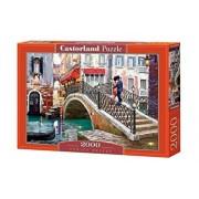Puzzle Pod in Venetia, 2000 piese