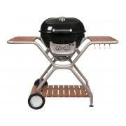Outdoorchef Montreux 570 G Wood gasbarbecue - zwart