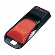 Memoria USB SanDisk Cruzer Edge SDCZ51-008G-B35, 8GB -Rojo