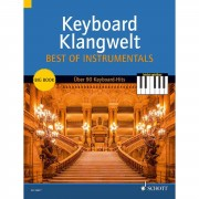 Schott Music Best Of Instrumentals Keyboard Klangwelt