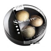 Bourjois Trio Smoky Eyes 02