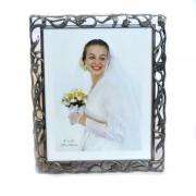 Rama foto din antimoniu pentru poze de nunta
