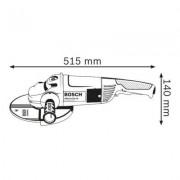 Bosch Szlifierka kątowa BOSCH GWS 22-230 JH