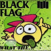 Video Delta Black Flag - What The - CD