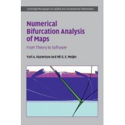 Numerical Bifurcation Analysis of Maps: From Theory to Software