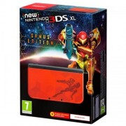Consola Nintendo New 3DS XL Samus Edition