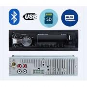Bluetooth V2.0 JSD-520 Stereo Autoradio Car Radio 12V In-dash 1 Din FM Aux Input Receiver SD USB MP3