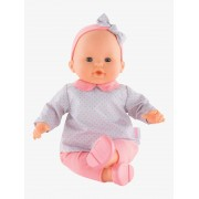 COROLLE Boneca Louise, Corolle rosa medio estampado