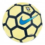 Balón De Fútbol Nike Society - CBF -Blanco Con Amarillo