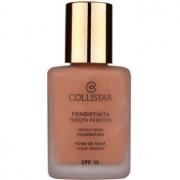 Collistar Foundation Perfect Wear maquillaje líquido resistente al agua SPF 10 tono 4 Biscuit 30 ml