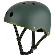 Barnhjälm Micro Green Camo S