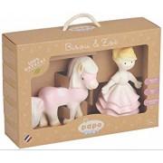 Papo Baby Zoe és Bisou figura készlet - PAPO figurák